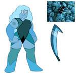 Gemsona: aquamarine