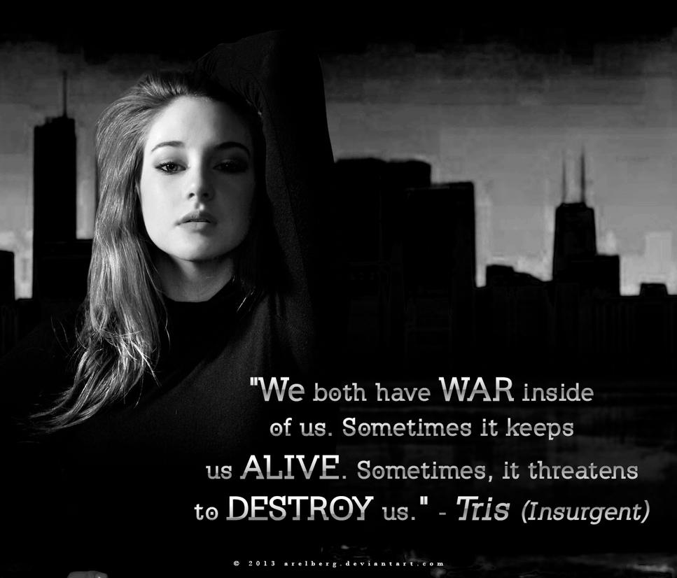 Beatrice Prior Quote from Insurgent Book by arelberg on ...
