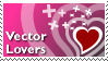 Vectorlovers' Official Stamp by vectorlovers
