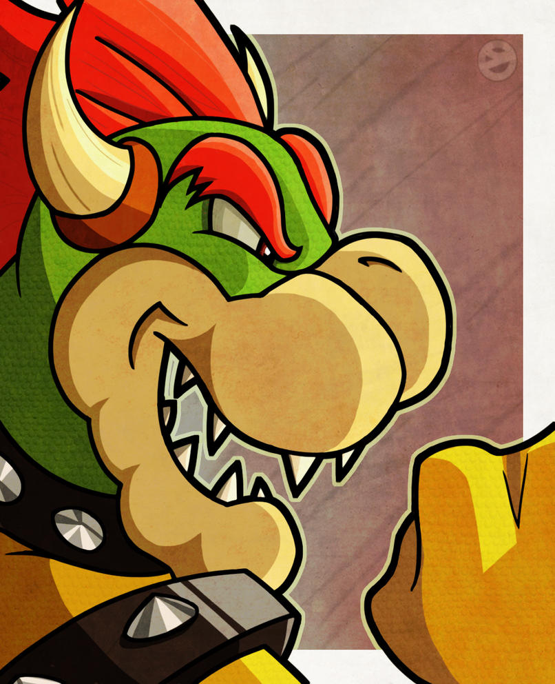 Bowser by WhyDesignStudios
