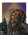 Ganondorf by WhyDesignStudios