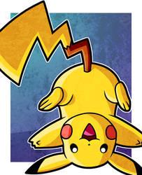 Pikachu by WhyDesignStudios