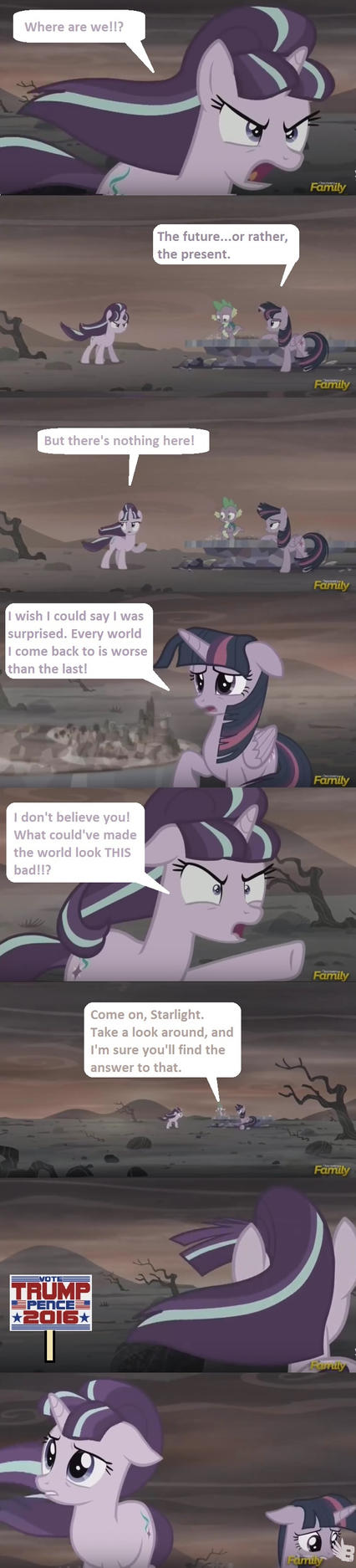 Is it too late to vote for King Sombra? by Brony4Lyfe1