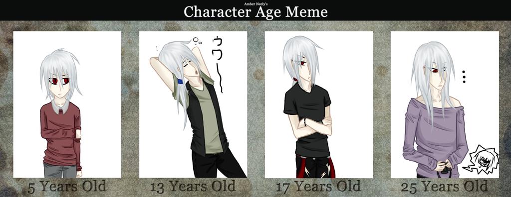 Age meme [Yuto] by Zeryuo