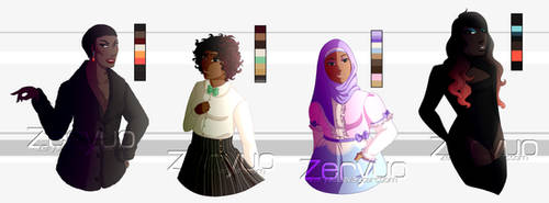 [DISCOUNTED] POC adopts batch 1 [1/4 OPEN] by Zeryuo