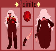 Painite reference by Zeryuo