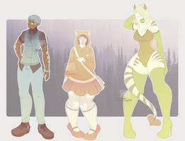 Collab Adopts [2/3 OPEN] by Zeryuo