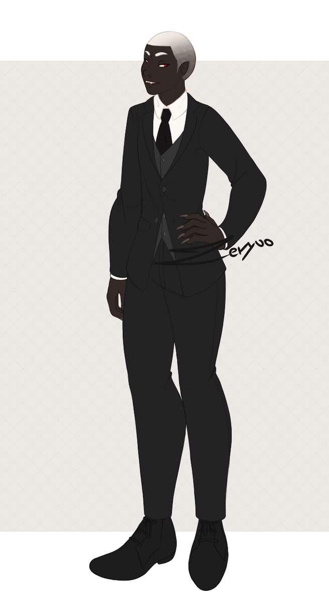 Deviantart Character Design Commission : Character design commission by zeryuo on deviantart