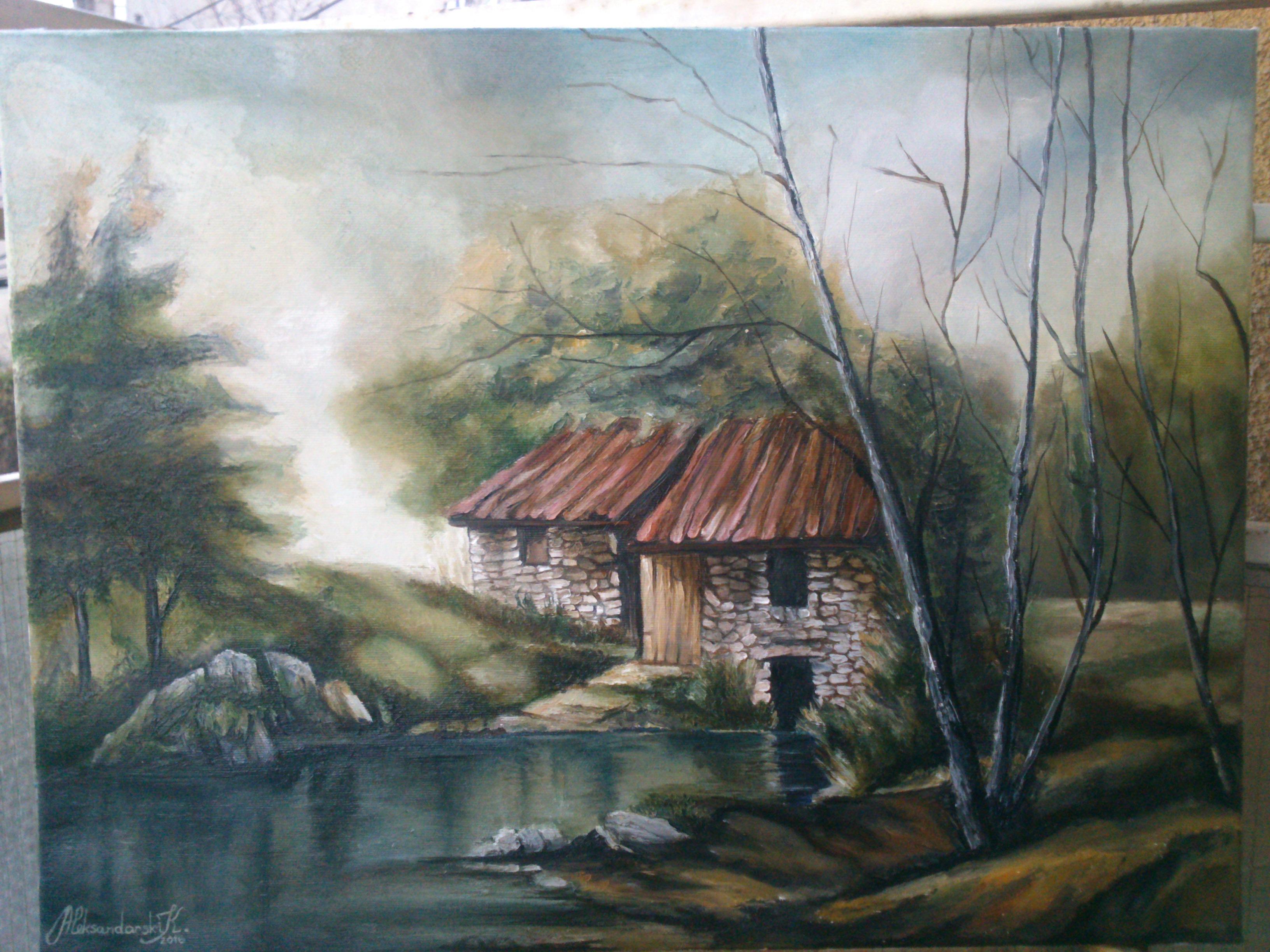 macedonian landscape - photo #15