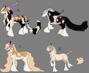 # Equine Adoptables - OPEN [3/4]