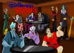 Disney High, The Villains