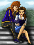 DH: Belle and Adam