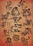 Tigers medley