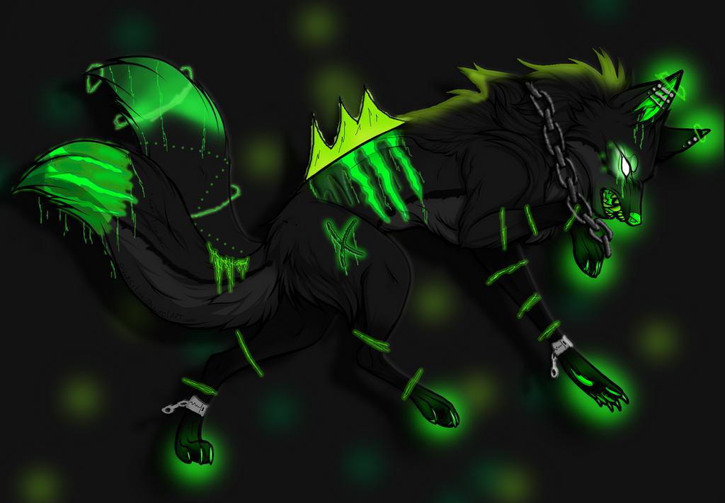 Wolf Energy Drink