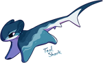 Teal Shark - Katragoon GA#225 - [Auction][CLOSED]
