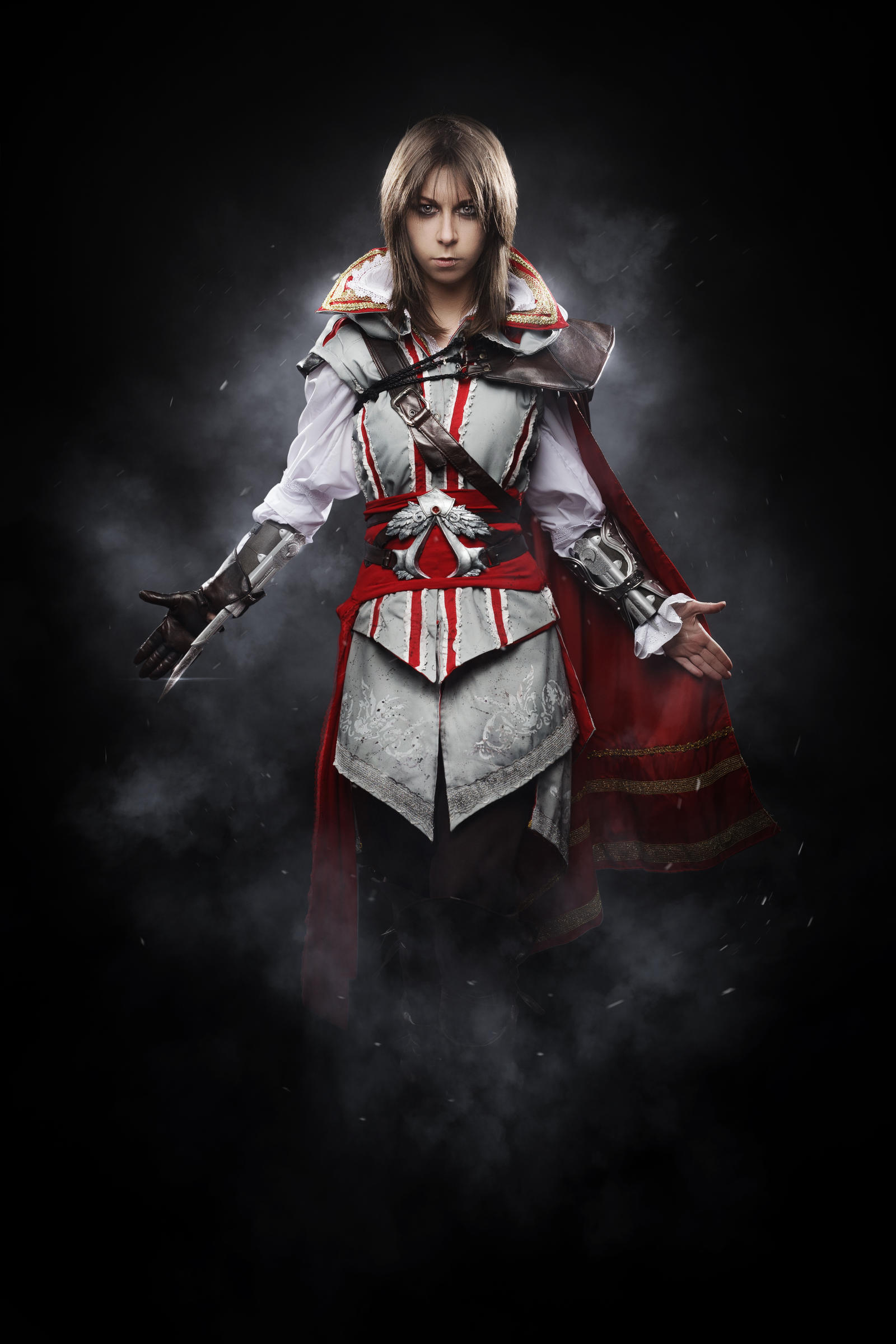 Ezio Auditore Cosplay Assassin S Creed 2 Female By