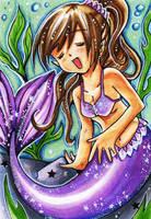 Little Mermaid by Mei-yu