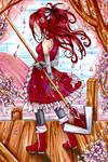 Kyoko Sakura - Puella Magi