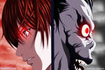 Death Note - Light and Ryuk