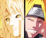 Naruto 644 - Father And Son