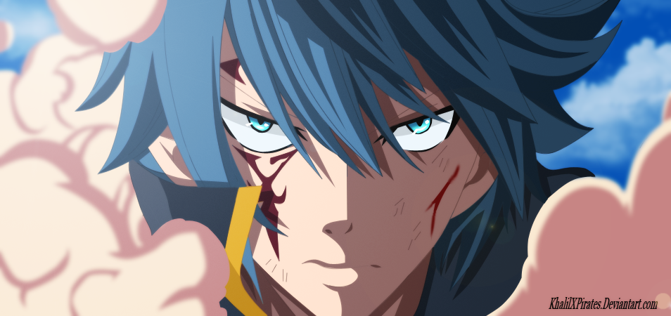 Fairy Tail 365 - Jellal by KhalilXPirates