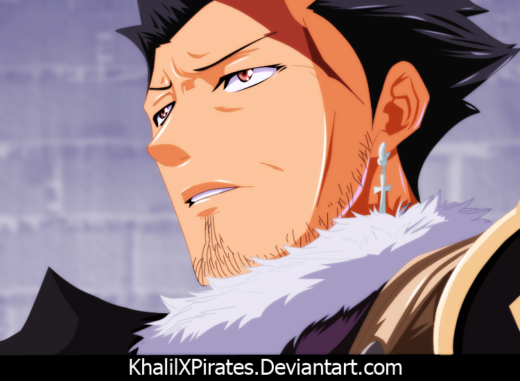 Fairy Tail 366 -  SILVER by KhalilXPirates