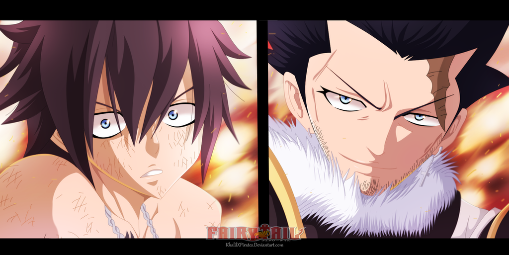 fairy tail 386 - Father !! by KhalilXPirates