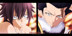 fairy tail 386 - Father !!
