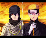 Naruto and Sasuke - The Last Movie