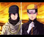 Naruto and Sasuke - The Last Movie