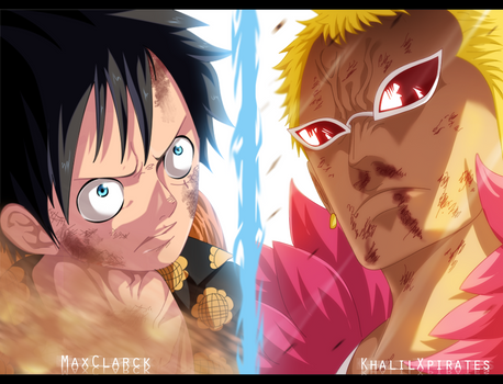 One Piece 781 - The Last Battle ( collab )