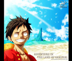 One Piece 911 - Adventure in the land of samurai by KhalilXPirates