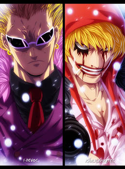 Doffy Vs Corazan ' Collab '