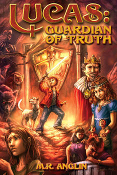 Lucas, Guardian of Truth cover