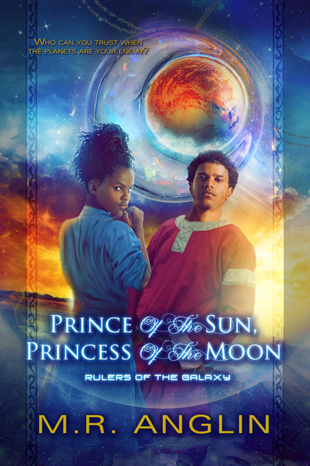 Prince of the Sun, Princess of the Moon Cover