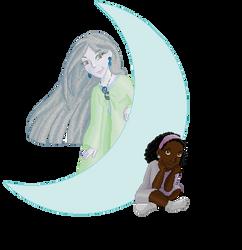 Guardian and Princess No Background