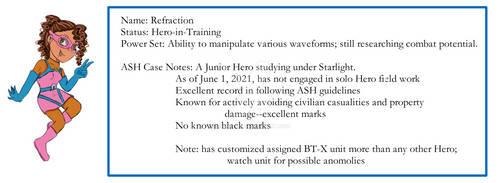 ASH Profiles Refraction