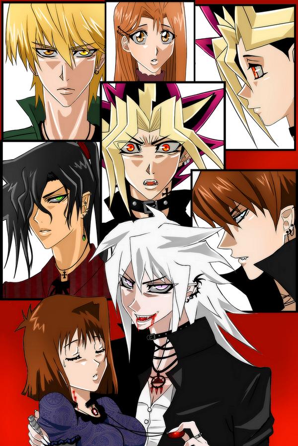A Vampire Story by MoonPrincessAya