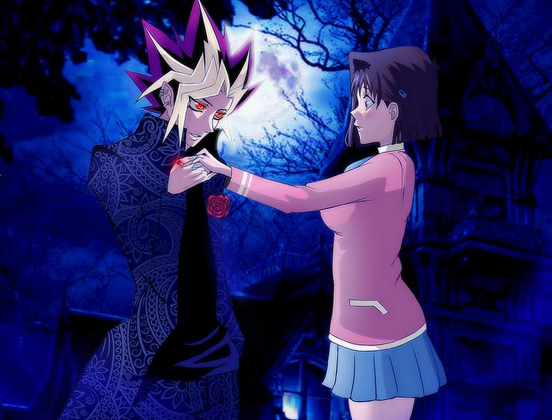 Gentle seduce by MoonPrincessAya
