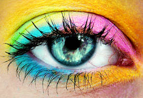 Rainbow Look by jasminoides