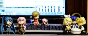Nendoroid: Vocaloids