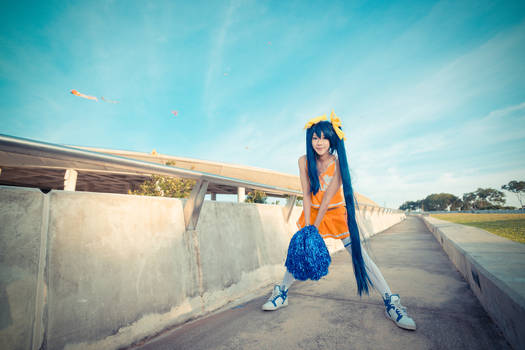 Puchitto Rock Shooter - Cheer with me!