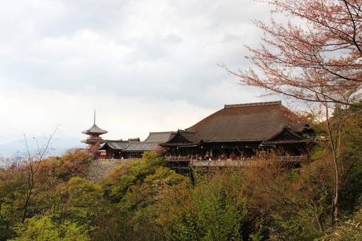 Kyoto - Otowa-san Kiyomizu-dera