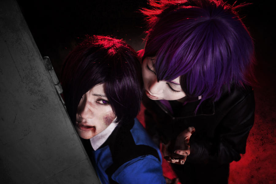Tokyo Ghoul - 01 by Itchy-Hands