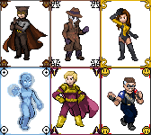 Watchmen by 8bitattorney