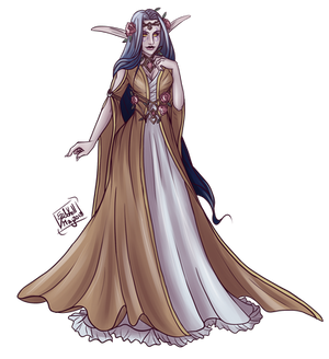 Moco Gala: Lily's Dress
