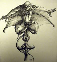 Lexington - Gargoyles