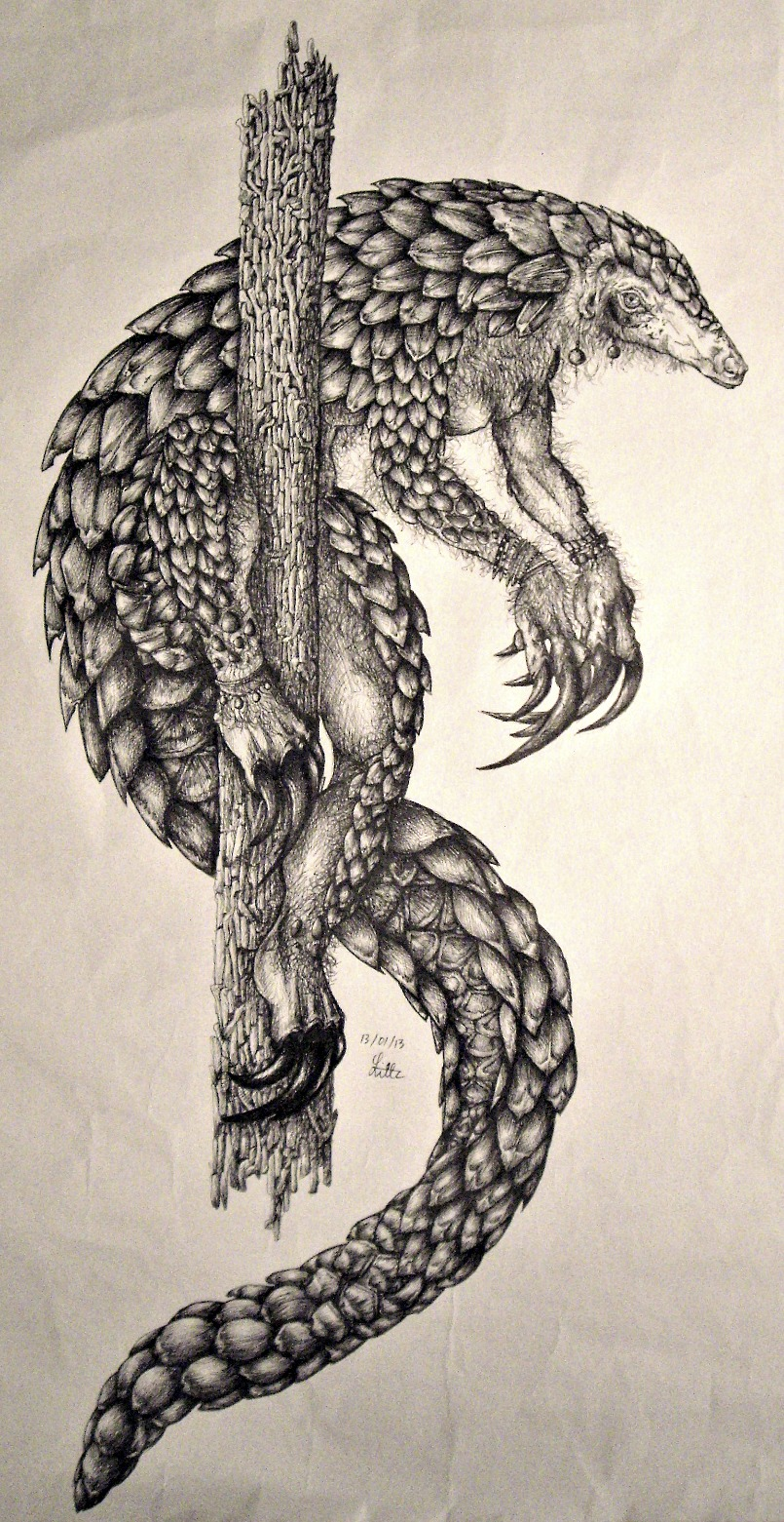 Anthro LXIII by charcoal-almighty