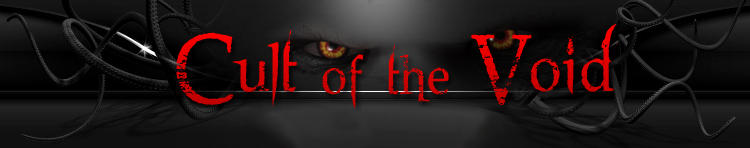 Cult of the Void Banner