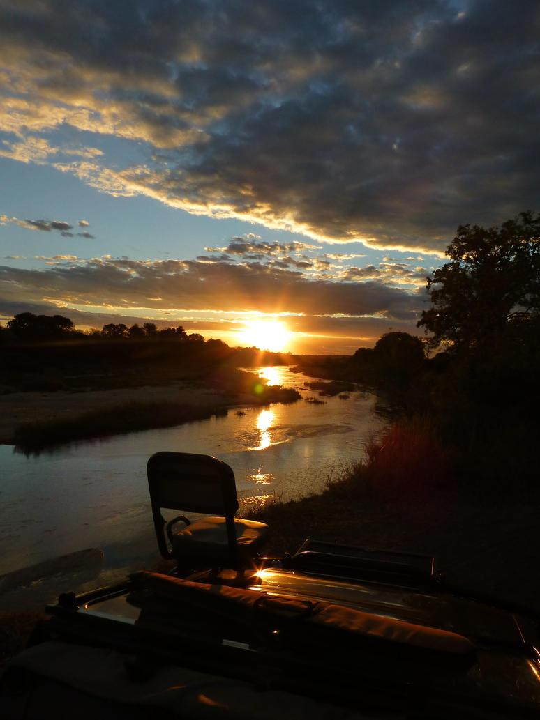 Beautiful sunset! by Windstern